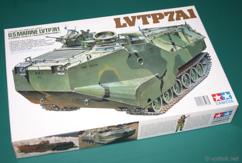 Vodnik's LVTP7A1 review